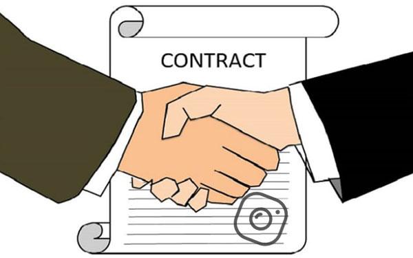 موافقت دوطرف بر روی تمام مفاد قرارداد