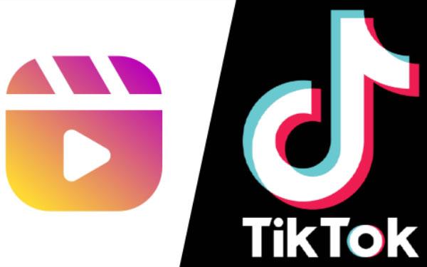 تفاوت Reels اینستاگرام و TikTok