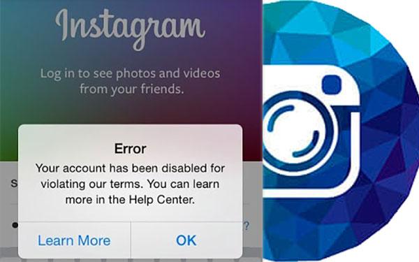 در صورت مسدود شدن حساب کاربری توسط اینستاگرام، چه کار کنیم؟