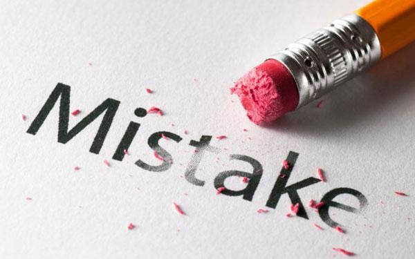 جایی برای اشتباه وجود ندارد در مدیریت شبکه های اجتماعی