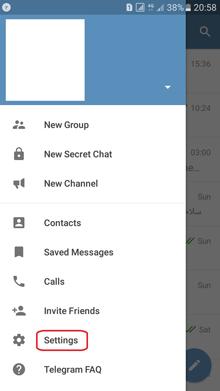 فعالسازی تایید هویت دو مرحله ای برای برگرداندن اکانت هک شده تلگرام